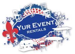 Event Rentals New Orleans Louisiana | Party Rental Store Kenner LA