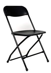 Where to find Black Samsonite Folding Chair in New Orleans