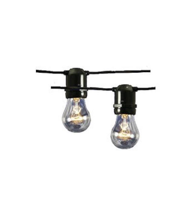 Where to find Festoon String Lights 108  Strand 15W in New Orleans
