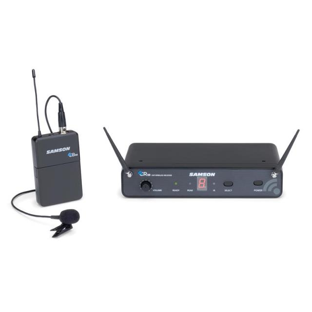 Where to find Samson Wireless Lapel Mic in New Orleans