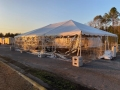 Rental store for 30x45 White Frame Tent in New Orleans LA