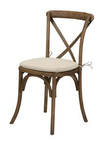Where to find Antigue X Back Chair in New Orleans