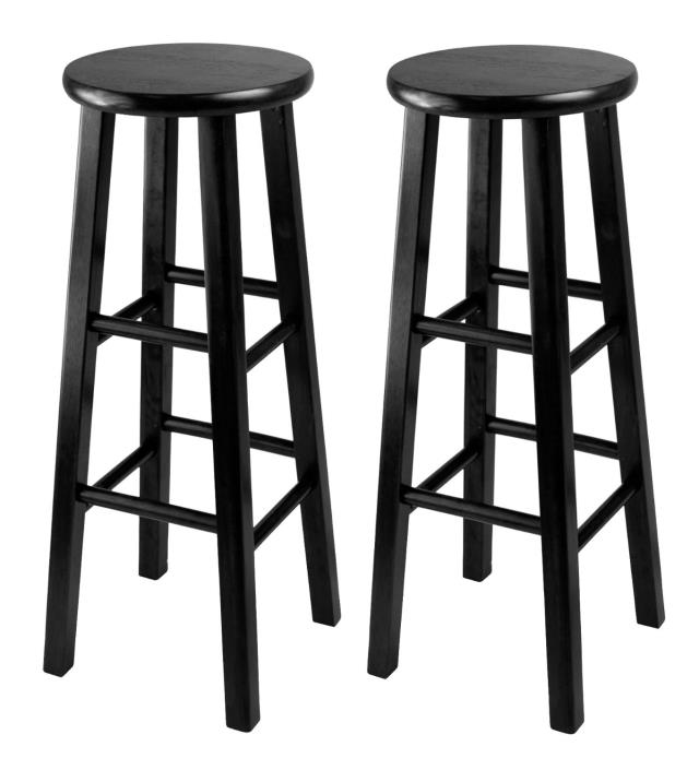 Where to find Stool Wooden Black in New Orleans