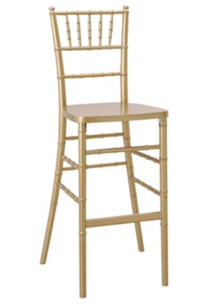 Where to find Stool Chiavari- Gold in New Orleans
