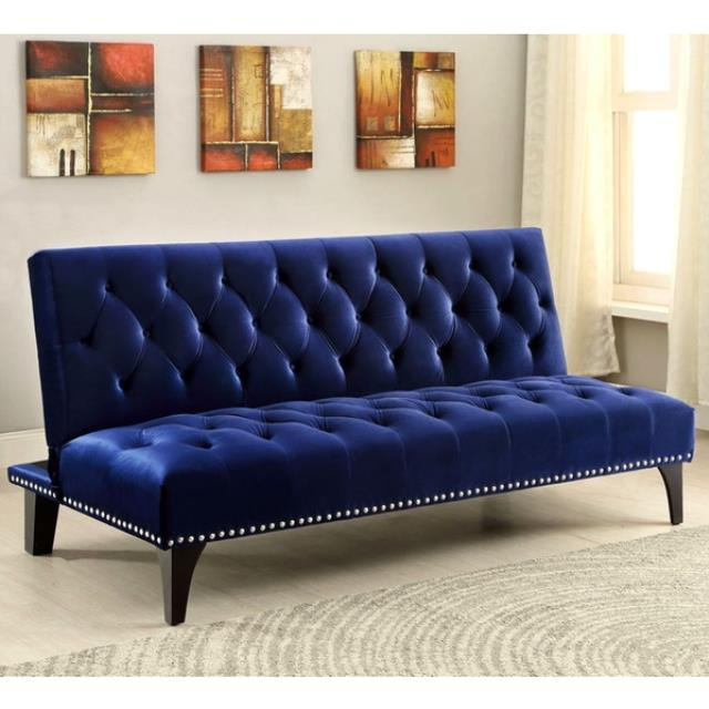 Where to find Button Tufted Sofa- Royal in New Orleans