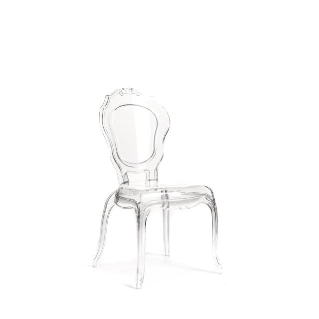 Where to find Bella Clear Chair in New Orleans