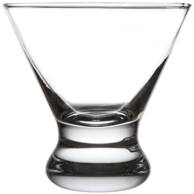 Where to find 8.5oz Cosmo Stemless Martini Glass in New Orleans