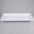 Rental store for White Melamine Serving Tray 16 x28 in New Orleans LA