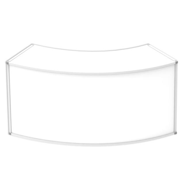 Where to find Curved Translucent Bar Front Section in New Orleans