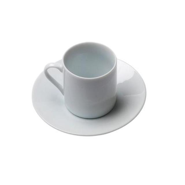 Where to find White Demitasse Cup 3.5oz in New Orleans
