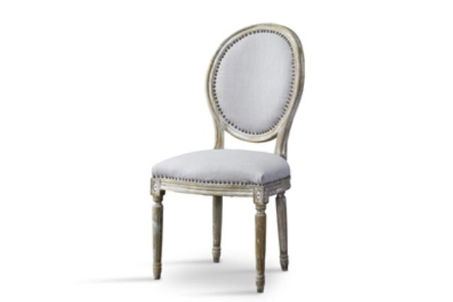 Where to find French Accent Chair- Beige Finish in New Orleans