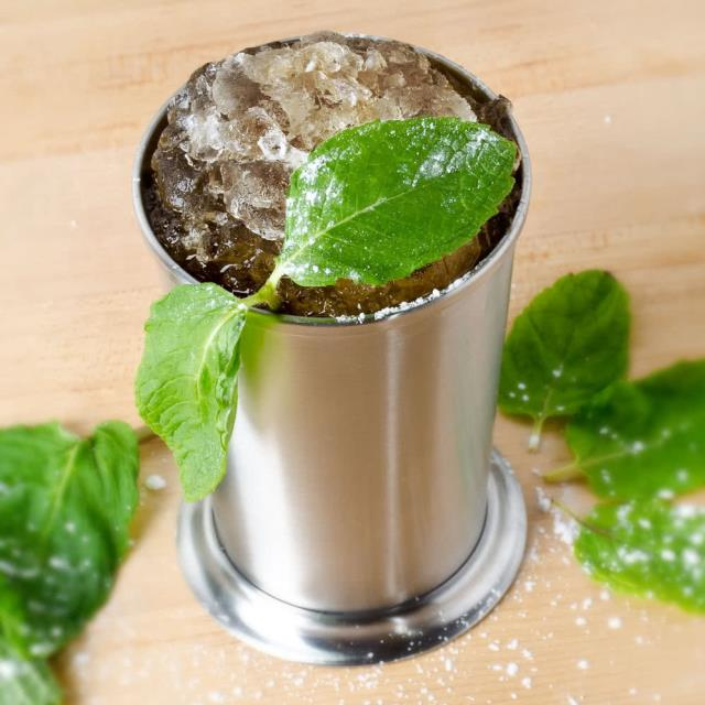 Where to find Silver 8oz Mint Julep Cup in New Orleans