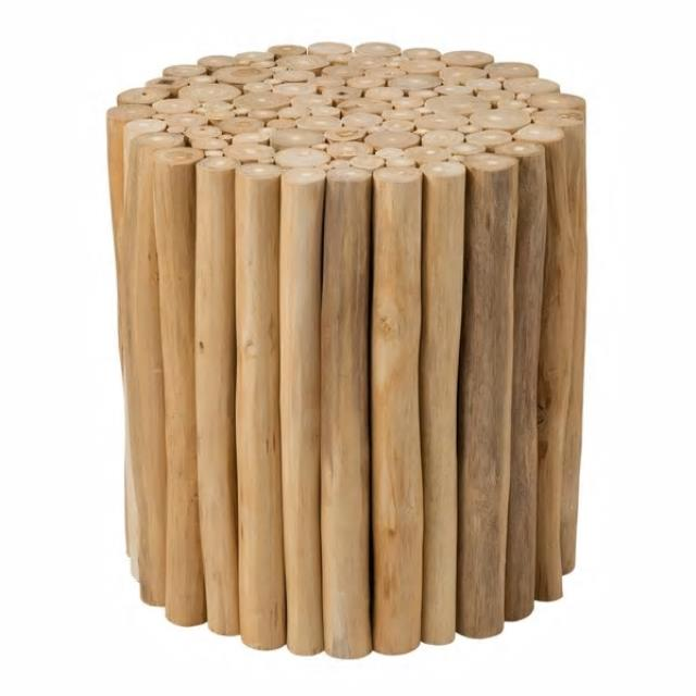 Where to find Stool Wood Stump 16  High in New Orleans