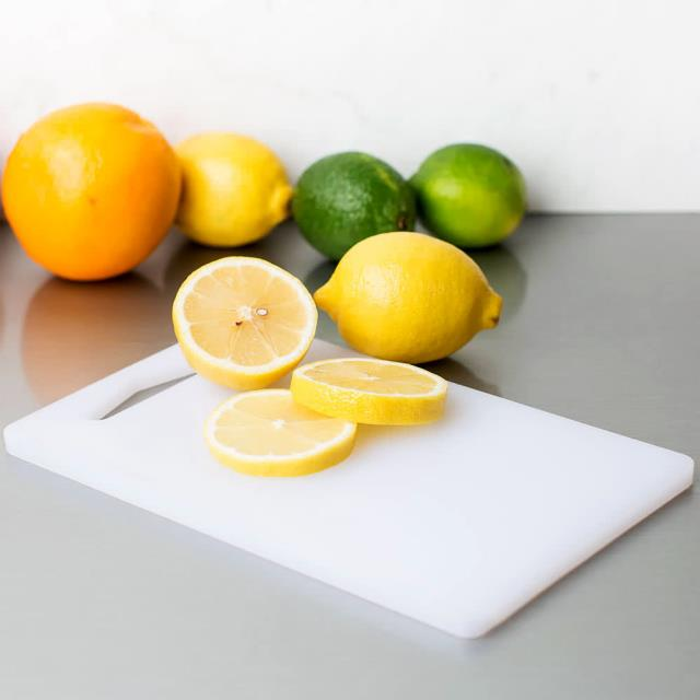 Where to find Fruit Cutting Board- White 6 x10 in New Orleans