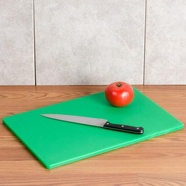 Where to find Fruit Cutting Board- Green 12 x18 in New Orleans