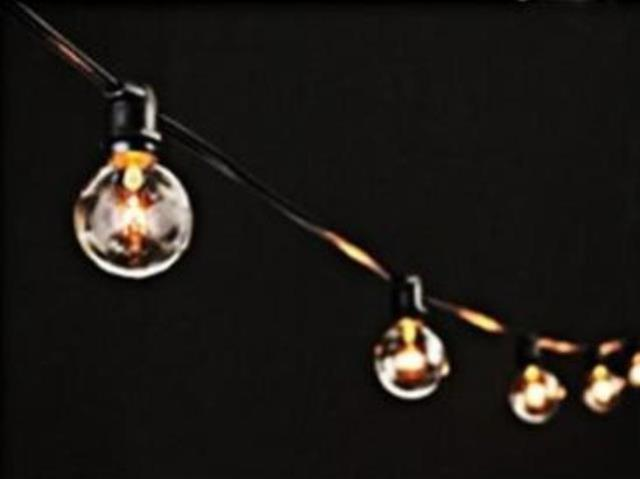 Where to find Festoon String Lights 108  Strand 7W in New Orleans