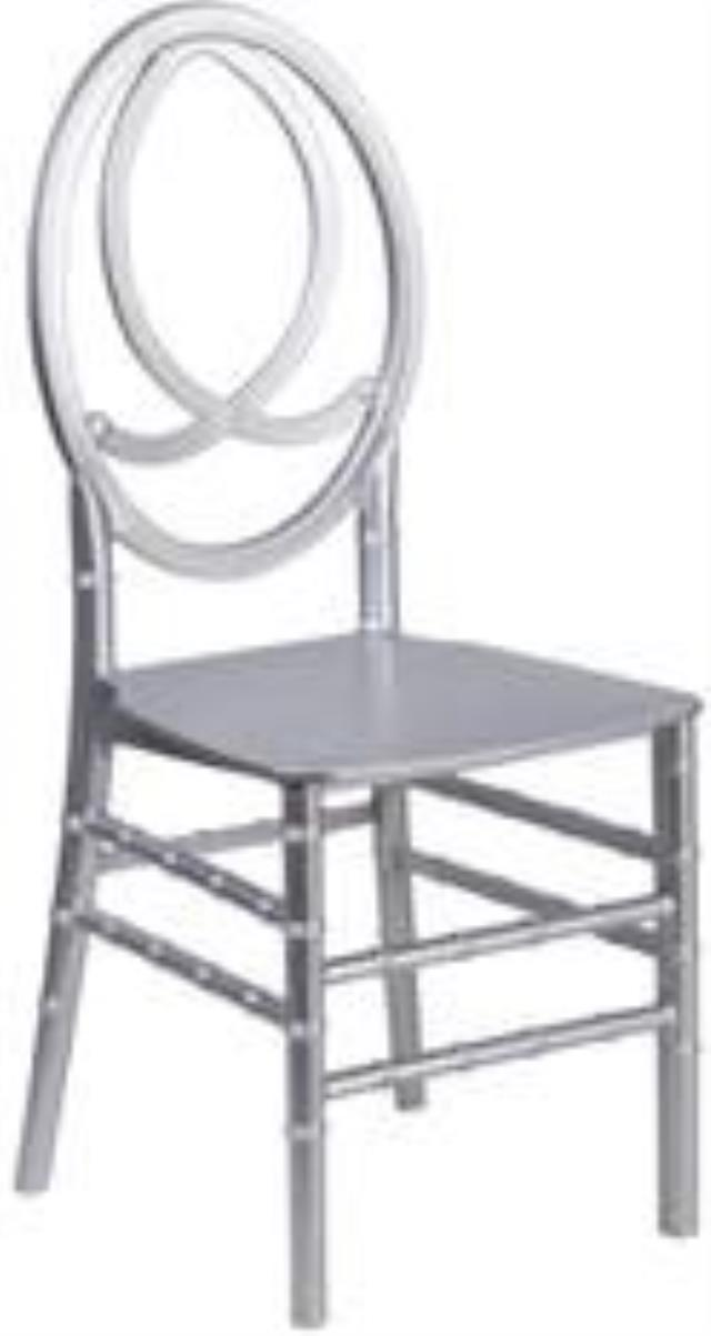 Where to find Premium Phoenix Chair- Silver in New Orleans