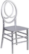 Rental store for Premium Phoenix Chair- Silver in New Orleans LA