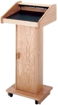 Rental store for Black Oak Lecture Podium in New Orleans LA