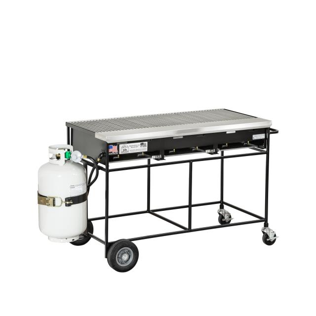Where to find Open Flame Gas Grill 6 Burner in New Orleans