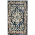 Rental store for Bohemian Navy Light Blue Rug 8x10 in New Orleans LA