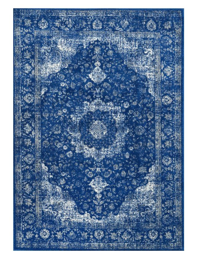 Where to find Maison Rouge Vintage Dark Blue Rug 8x10 in New Orleans