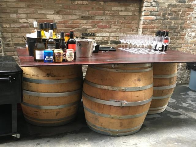 Where to find Wine Barrell Bar in New Orleans