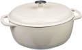 Rental store for Cast Iron Casserole Skillet 6Qt in New Orleans LA