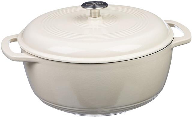 Where to find Cast Iron Casserole Skillet 6Qt in New Orleans