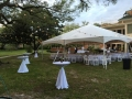 Rental store for 30x30 White Frame Keeder Tent Cant Val in New Orleans LA