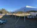 Rental store for 30x90 White Frame Keeder Tent Cant Val in New Orleans LA