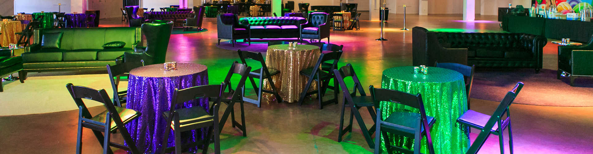 Party Rentals in the New Orleans area