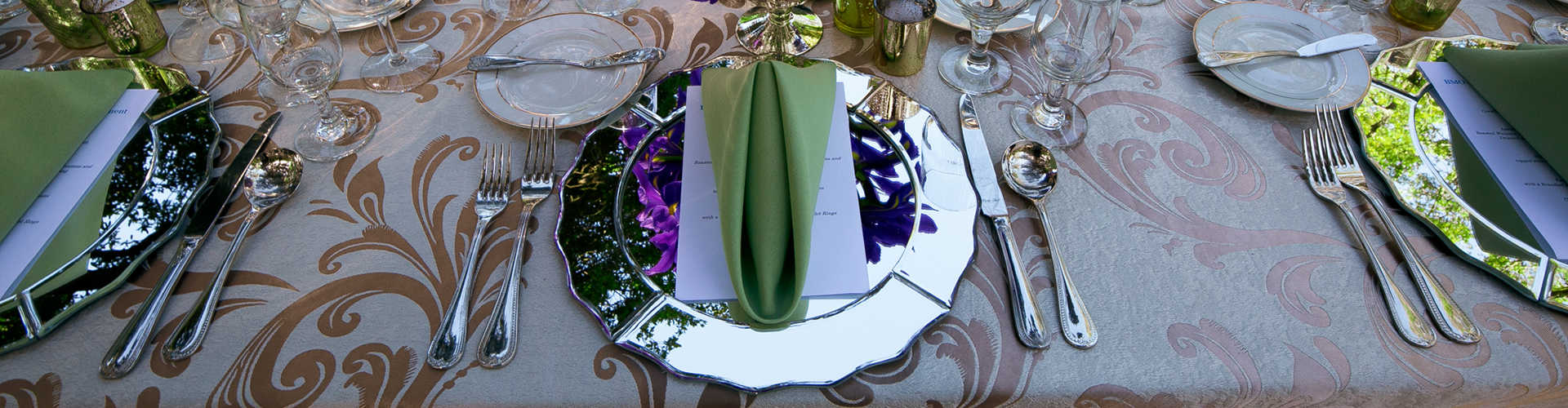 Banquet Rentals in the New Orleans area